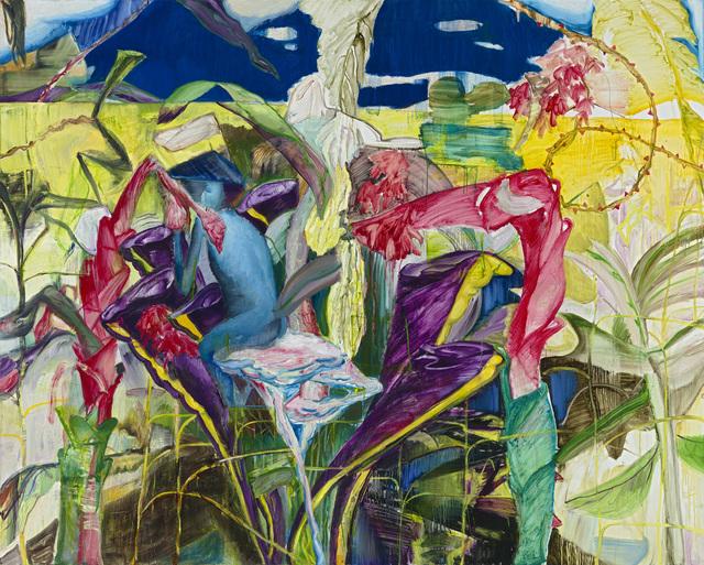 , 'Floral Spirit,' 2016, Mind Set Art Center