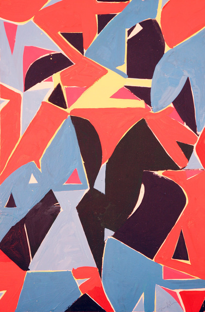 , 'Rift #8,' ca. 1986, David Richard Gallery