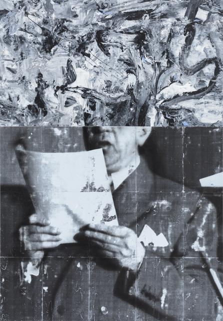 , 'Eastern Promises (5),' 2016, Zeno X Gallery