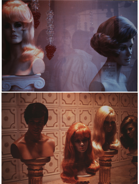 , 'Fear of Mannequins, Wig Heads, Hollywood Boulevard,' 1971, GALERIE GEORGES-PHILIPPE ET NATHALIE VALLOIS