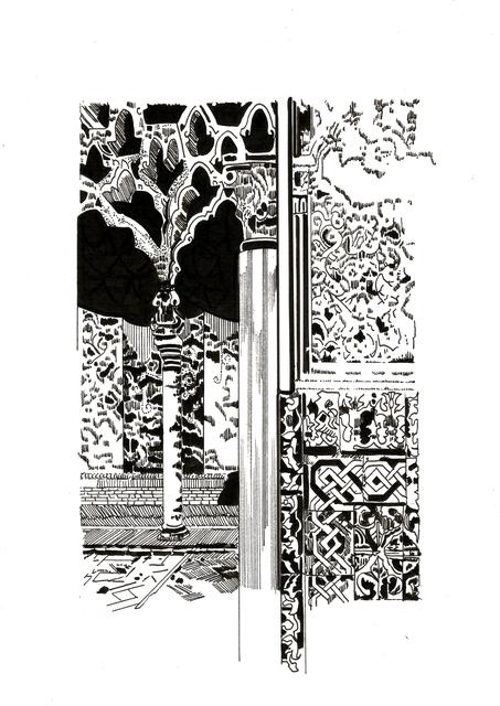 , 'Souvenirs de Séville #6,' 2019, L'Atelier 21