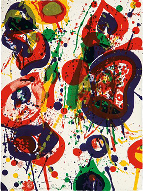 , 'Untitled #3, Variant II (from Pasadena Box),' 1963, Jim Kempner Fine Art