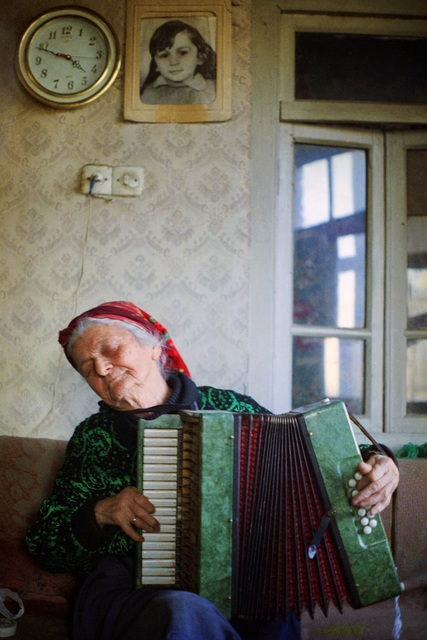 , 'Memories from Tusheti,' 2005, ERTI
