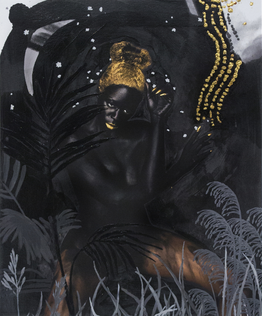 , 'The Dark Continent Series - No III,' 2016, Mariane Ibrahim Gallery