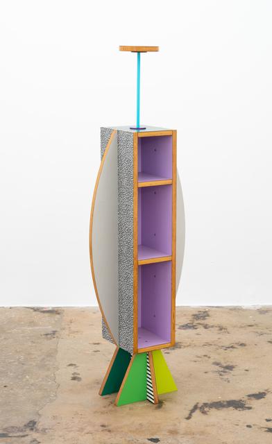 Peter Shire, 'Rocket', 1986/87, Kayne Griffin Corcoran