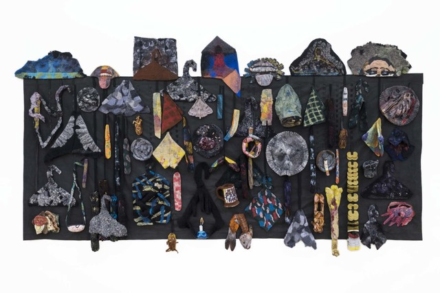 , 'Knocking Hangers,' 2018, Western Exhibitions