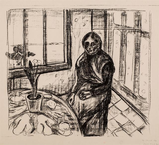 , 'Melankoli. Laura II (Melancholy),' 1930, Modernism Inc.