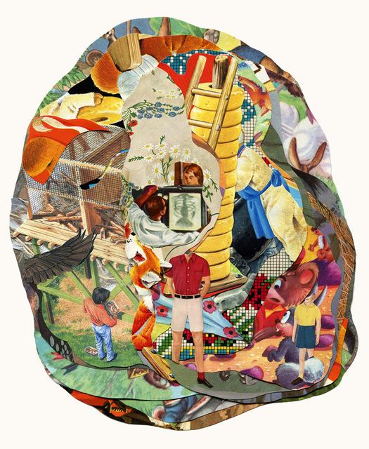 , 'Bongo VI,' 2012, Spotte Art