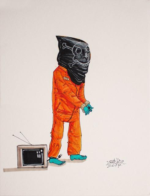 "CRANIO Fabio de Oliveira Parnaiba, '""Orange TV System""', 2017, Wyn317"