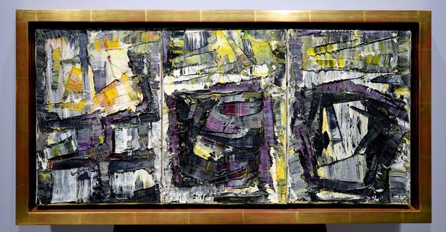 Jean-Paul Riopelle, 'Triptych', 1978, Canadian Art Group