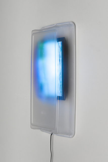 , 'Personal Waterfall with Built-In Storage,' 2016, Alter Space
