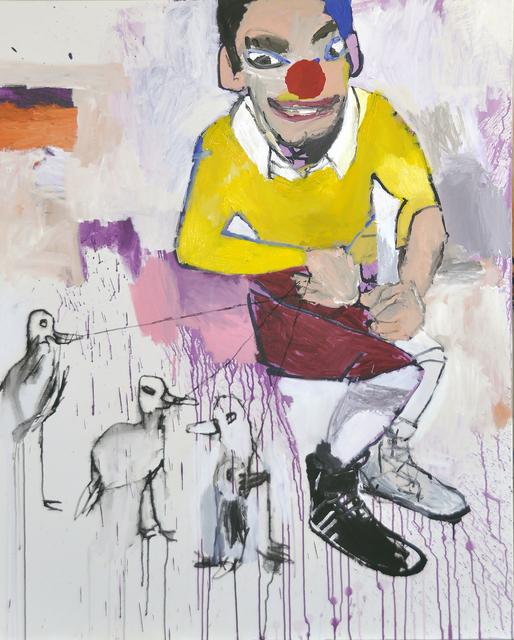 Starsky Brines, 'Solo tendré días fantásticos', 2018, Jonathan Ferrara Gallery