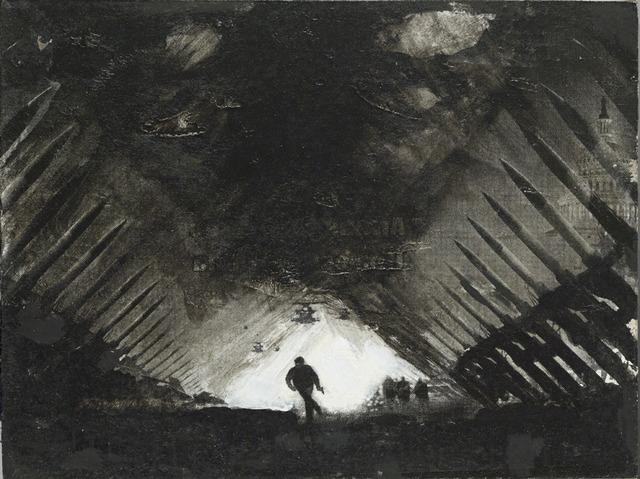 , 'Acciones programadas,' 2009, Galeria L