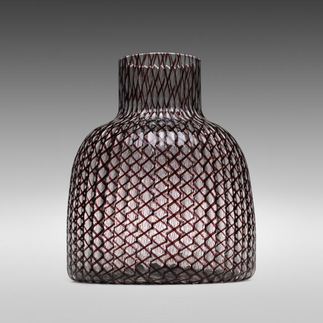 Paolo Venini, 'Zanfirico vase, model 4701', 1955, Wright