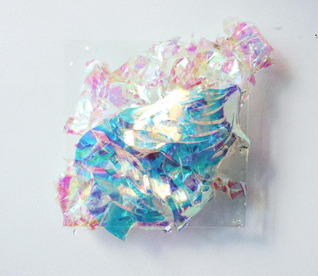 Julia Sinelnikova, 'Sacoglossa', 2016, Mixed Media, Hand cut vinyl, resin, acrylic, Wallplay