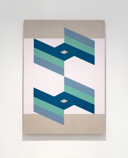 , 'On Being Blue, A Philosophical Enquiry No. 2/3 (William H. Gass),,' 2015, Pearl Lam Galleries