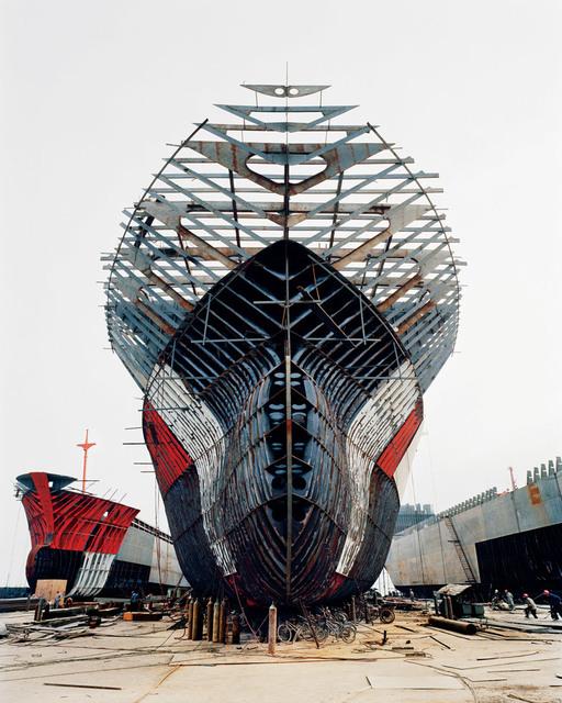 , 'Shipyard #11, Qili Port, Zhejiang Province, China,' 2005, ClampArt