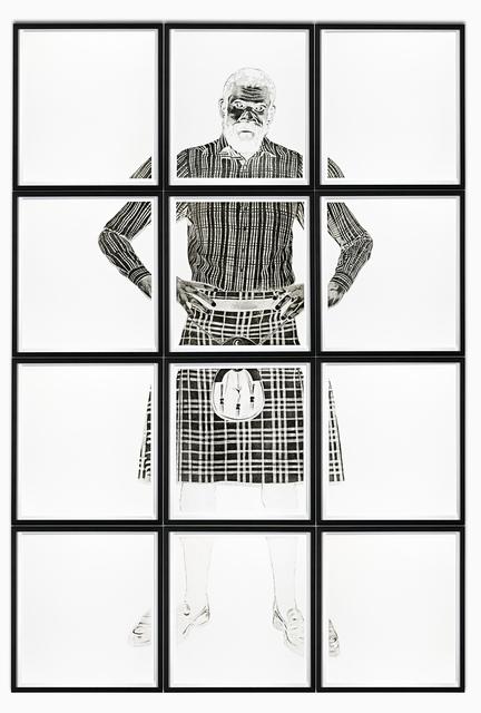 Marc Brandenburg, 'Untitled', 2014, Galerie Sabine Knust