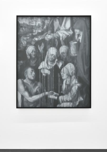 , 'RESTAURATION,' 2017, Galerie Christophe Gaillard