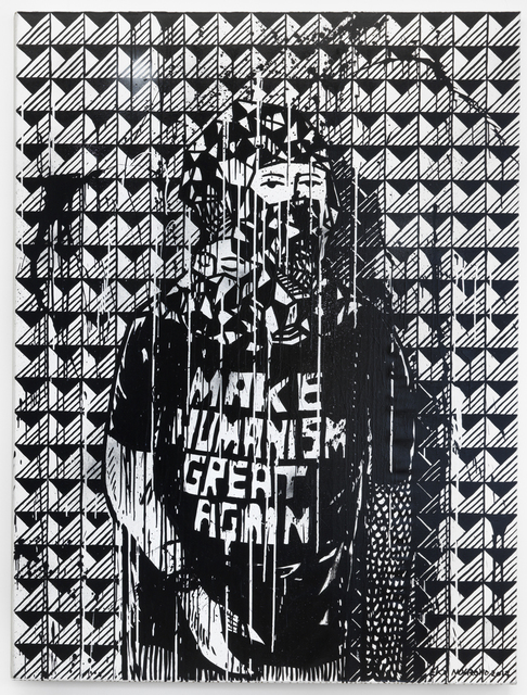 , 'Make Humanism Great Again,' 2017, A3 Arndt Art Agency