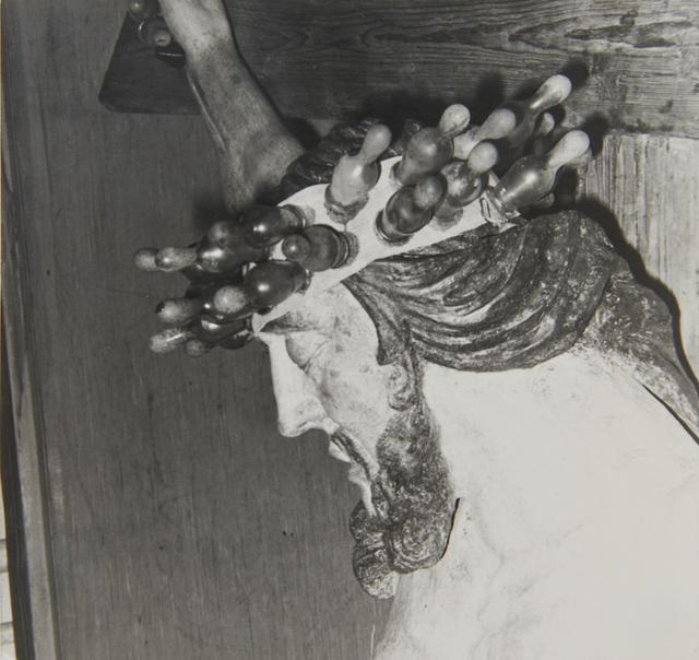 , 'Tender Christ,' 1981, Richard Saltoun