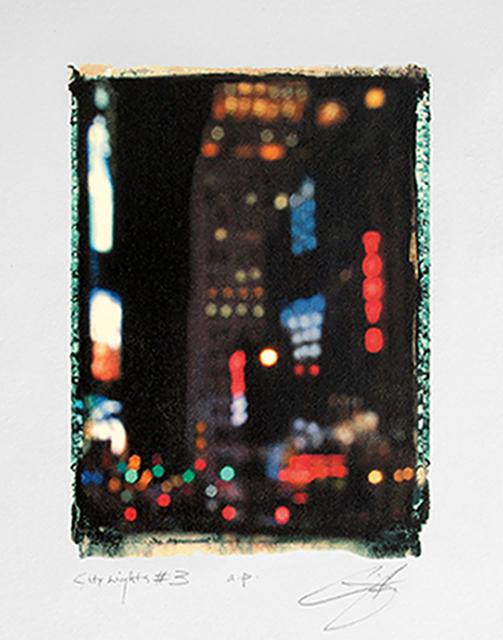 Paul Chojnowski, 'City Lights #3', 2015, Carrie Haddad Gallery