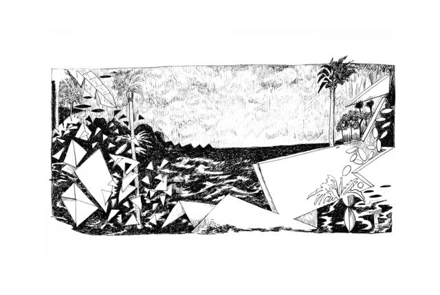, 'Colección Pacific Caribe,' 2017, Lyle O. Reitzel