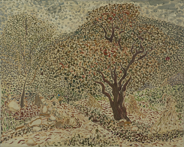 , 'Guishan-Persimmon Trees in Autumn No.1,' 2011, Soka Art