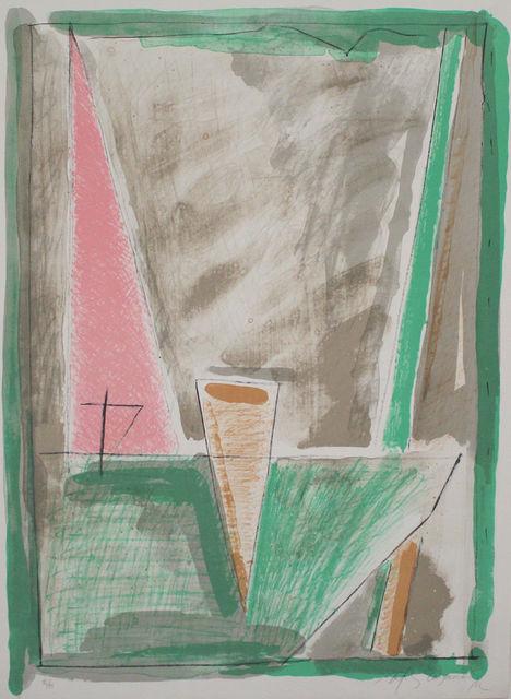 Albert Ràfols-Casamada, 'Interiors 4', 1982, Sylvan Cole Gallery