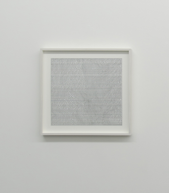 , 'Parallel/Bend no.4,' 2013, Bartha Contemporary