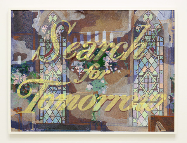 , 'Search for Tomorrow,' 2018, Halsey McKay Gallery