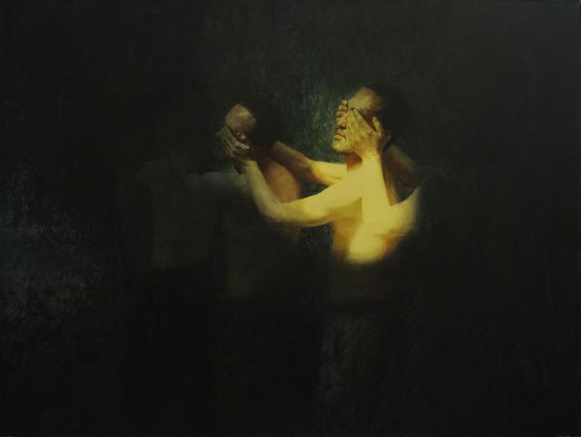 , 'Blind Line,' 2011, Ode to Art