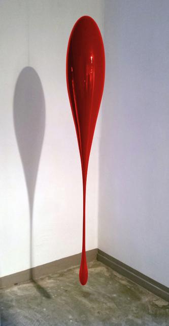 , 'st 106, 30 x190x30 cm.,' 2016, Merkur