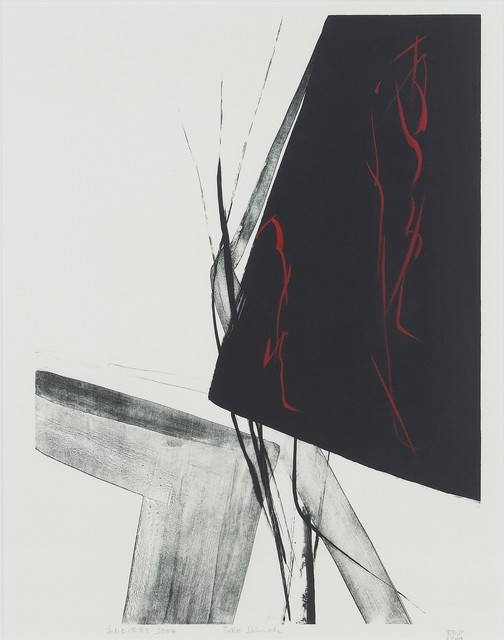 Tōkō Shinoda, 'ANCIENT SONG', 1981, Shukado Gallery