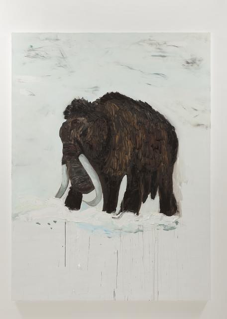 , 'Mamute,' 2013, Galeria Millan