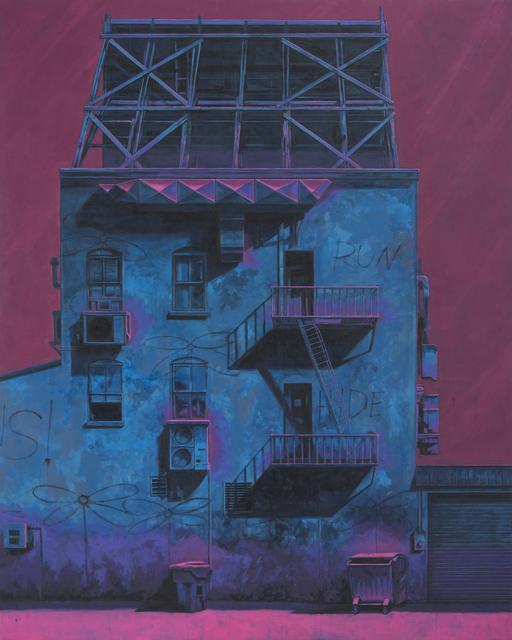 , 'Operation Canvas,' 2019, Yavuz Gallery