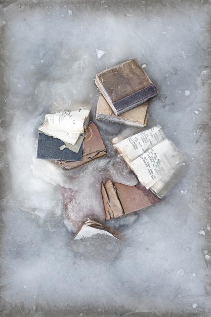 , 'Books,' 2019, Galerie Bart