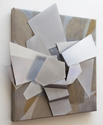 , 'Silver Lining,' 2014, Zenith Gallery