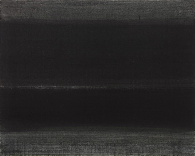 , 'Pure Black,' 2012, Gallery Yang