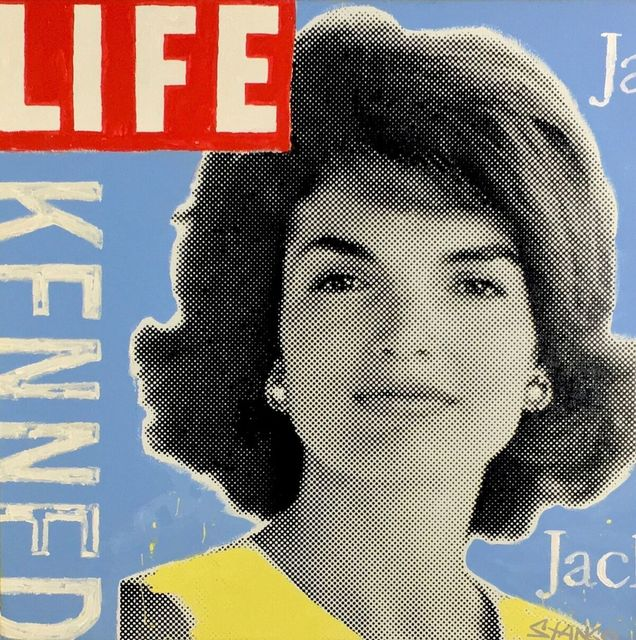 , 'Jackie Comes to Life ,' 2017, Artist's Proof