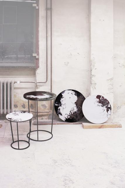 , 'Ceramic Tables - Size S / M / L,' 2014, stilwerk