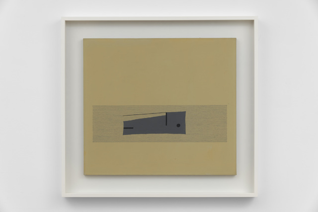 Bice Lazzari, 'Linee e forma n.8 (Lines and form no.8)', 1975, Richard Saltoun