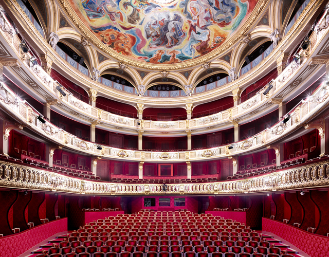 Candida Höfer, 'Théâtre de l'Odéon Paris I 2018', 2018, VNH Gallery