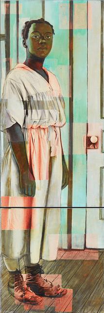 , 'Madonna Standing Between Window And Door, Washington DC 1919,' 2015, Hudson Milliner Art Salon