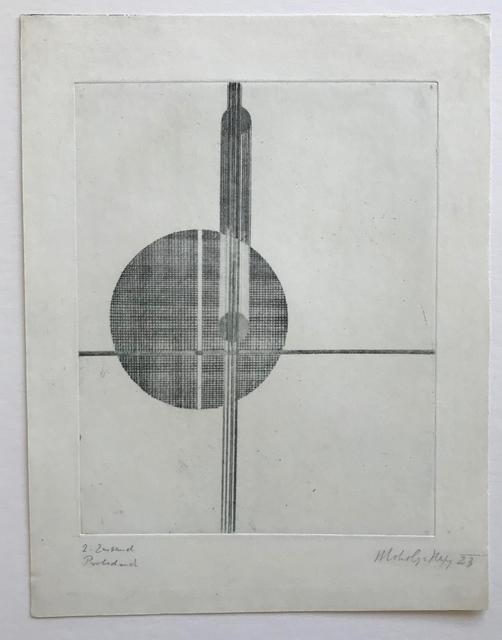 , 'Ohne Titel (Q1 Suprematistisch),' 1923, Alice Adam Ltd.