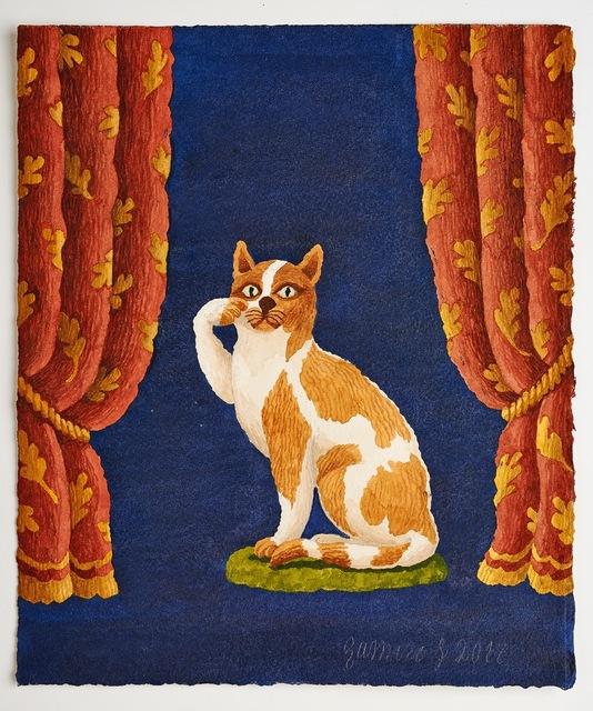 , 'Cat,' 2017, Long & Ryle