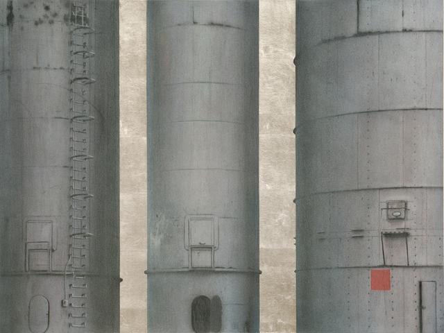 , 'Golden State XXI,' 2012, Lora Schlesinger Gallery