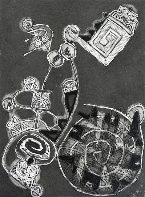 Frank Lobdell, '11.7.96', 1996, Dolby Chadwick Gallery
