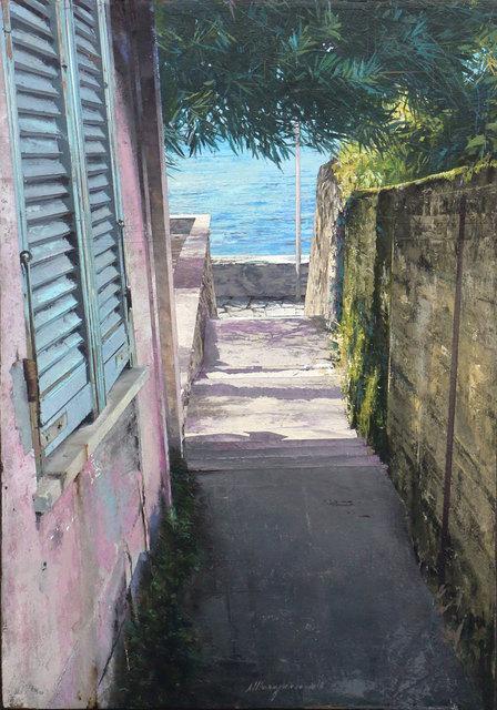 , 'Sole,' 2018, Pontone Gallery
