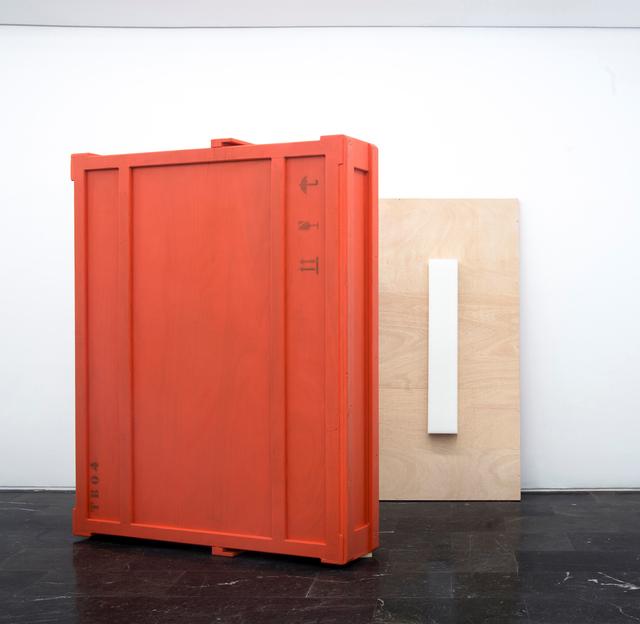 , 'S/T,' 2016, Luis Adelantado